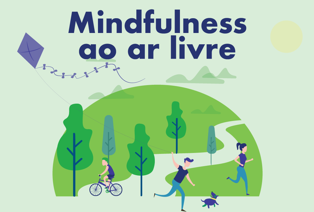 Mindfulness ao ar livre