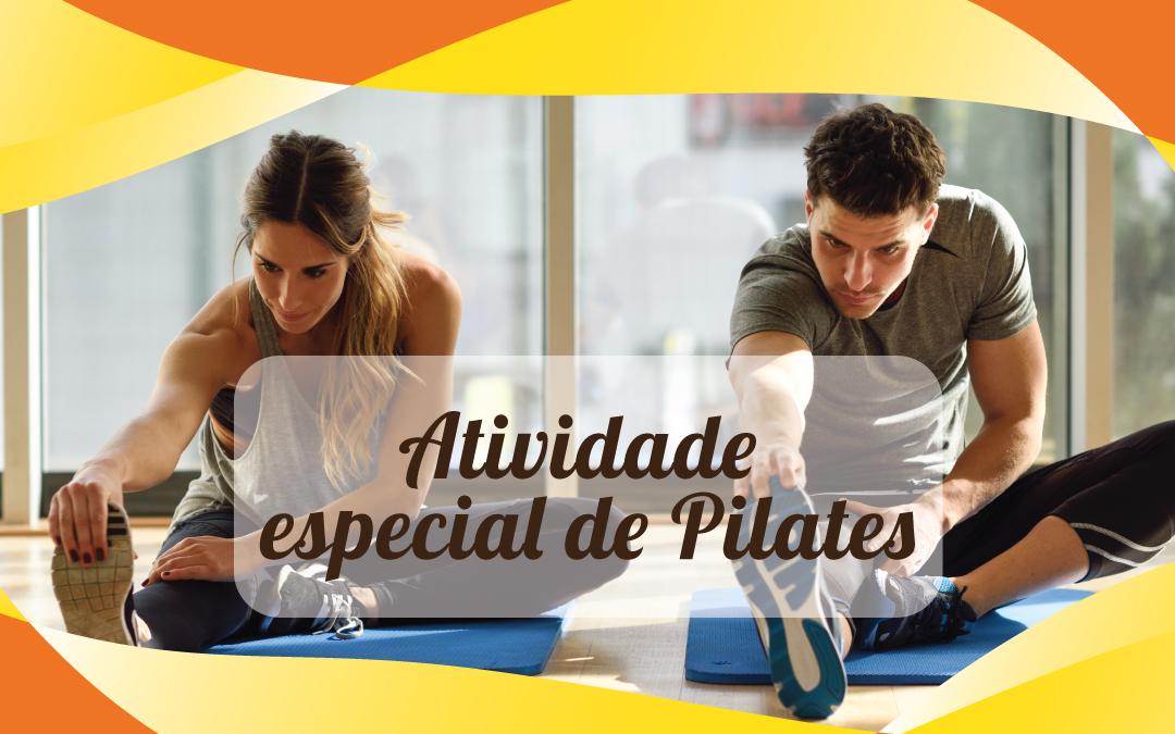 Atividade Especial de Pilates