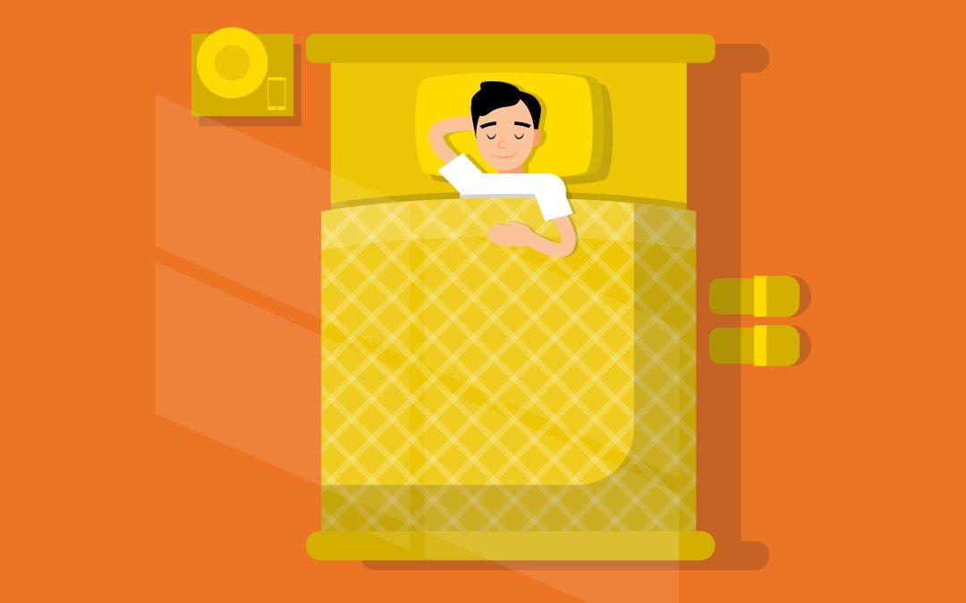 6 Benefícios de dormir bem