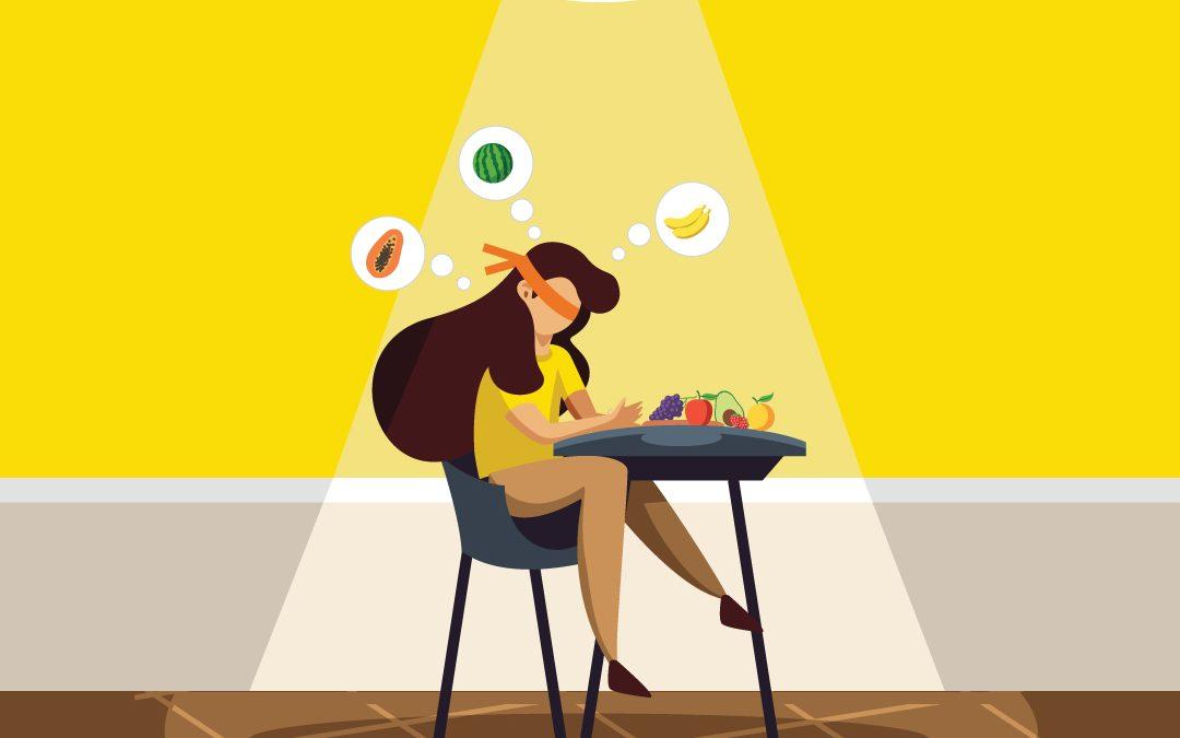 Atividade especial de Nutrição
